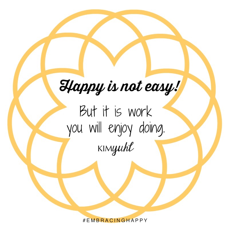 KY0084-happy is not easy 1