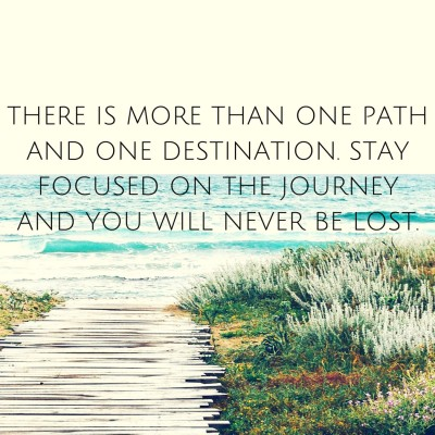 There Is More Than One Path