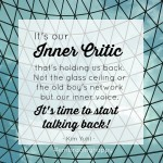 Our Inner Critic
